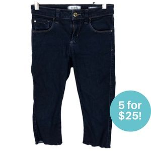 5/$25 - Guess Mid-Rise  Bermuda Shorts Size 25